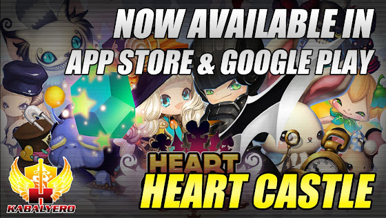 Heart Castle - Now Available In App Store And Google Play