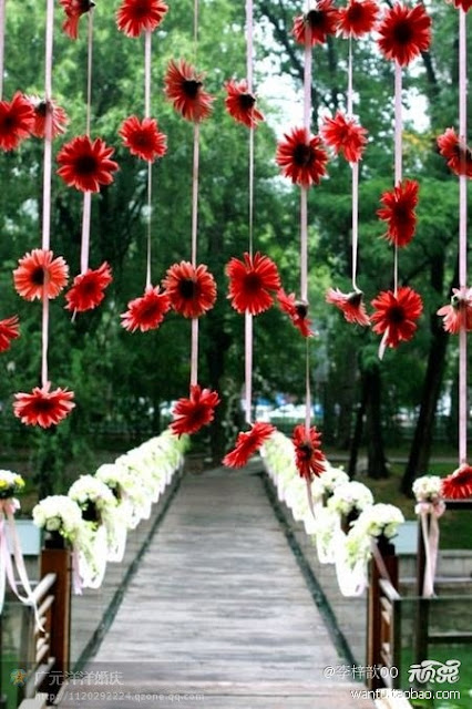 Wedding Decorations With Balloons And Flowers 12