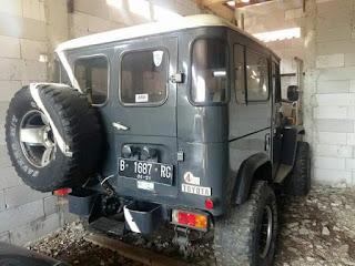 Dijual Jeep Toyota Land-Cruiser Lawas Harga 90 Jutaan