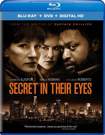 Secret In Their Eyes (2015) Dual Audio Hindi 720p BluRay