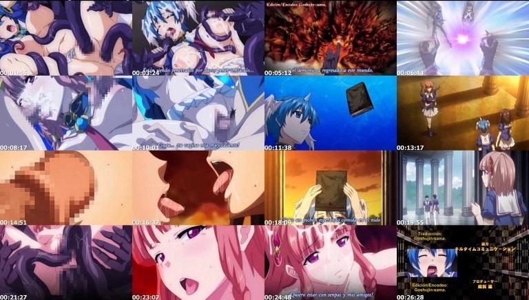 Shinkyoku no Grimoire The Animation 2/2 HD ligero [Sub Español] [Mega – Mediafire]