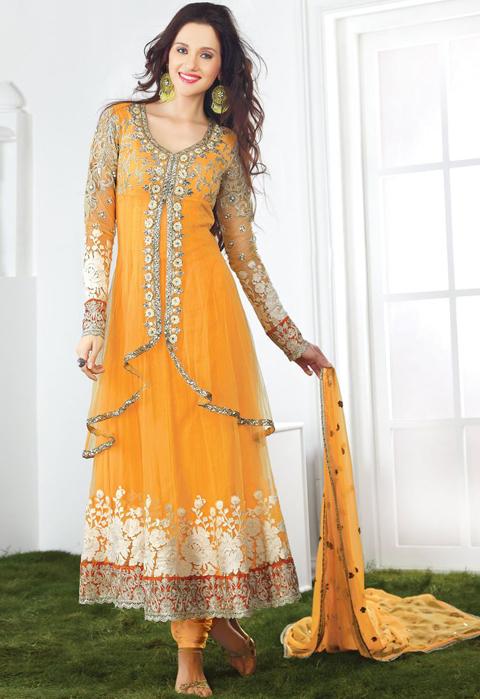 baju gamis sari india