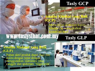 Tasly mendapat US-FDA