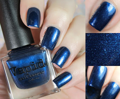 Vapid Lacquer Winter Midnight '17