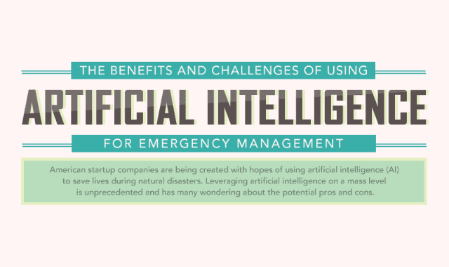 Benefits And Challenges of Using Artificial Intelligence for Emergency Management