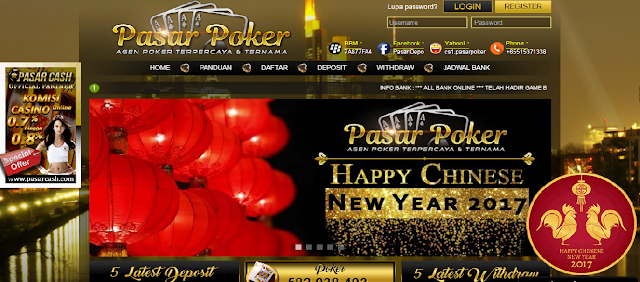 PasarPoker | Situs Poker Terpercaya | Situs BandarQ | Situs Domino99 | Situs AduQ | Situs CAPSA SUSUN | Situs Bandar Poker Terbaik | Situs Judi Online Terbesar |