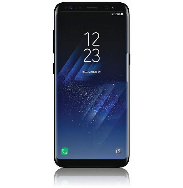 Ơn giời đây chính là hình ảnh chính thức của Samsung Galaxy S8