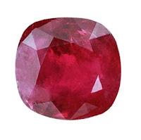 gema de corindon piedra rubi significado | foro de minerales