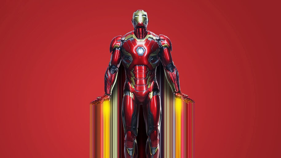 Iron Man, 4K, #4.247