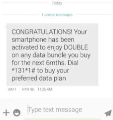 MTN Pulse/Deal Zone: Code to get 2GB data for just 500 Naira, 4GB