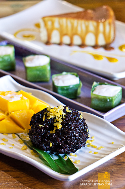 Cafe Voi La Tagaytay Desserts