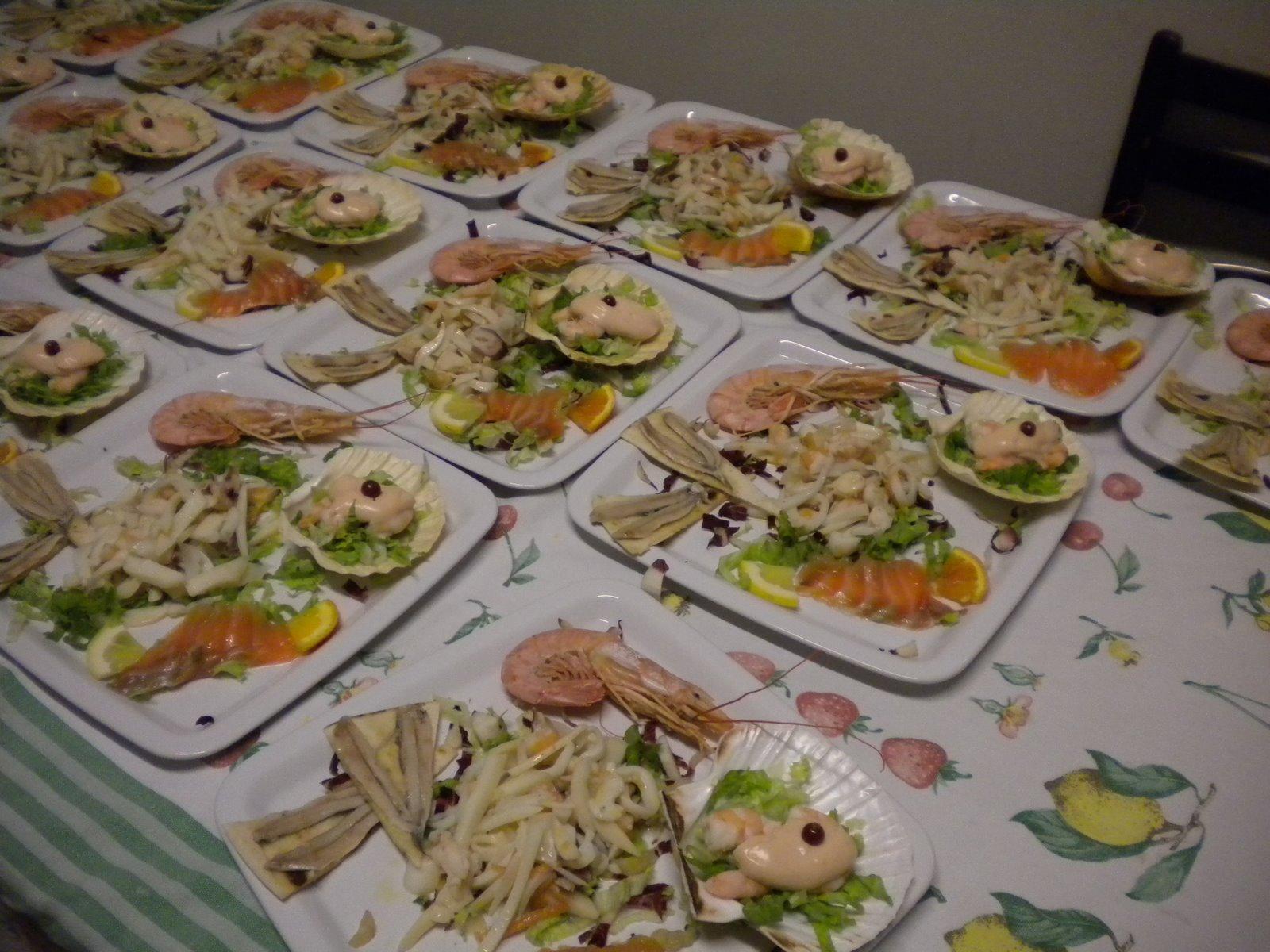 arte cucina 39 antipasto misto di pesce On antipasti di pesce
