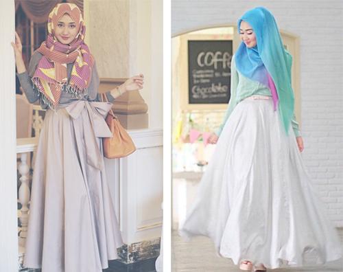 model baju lebaran trend