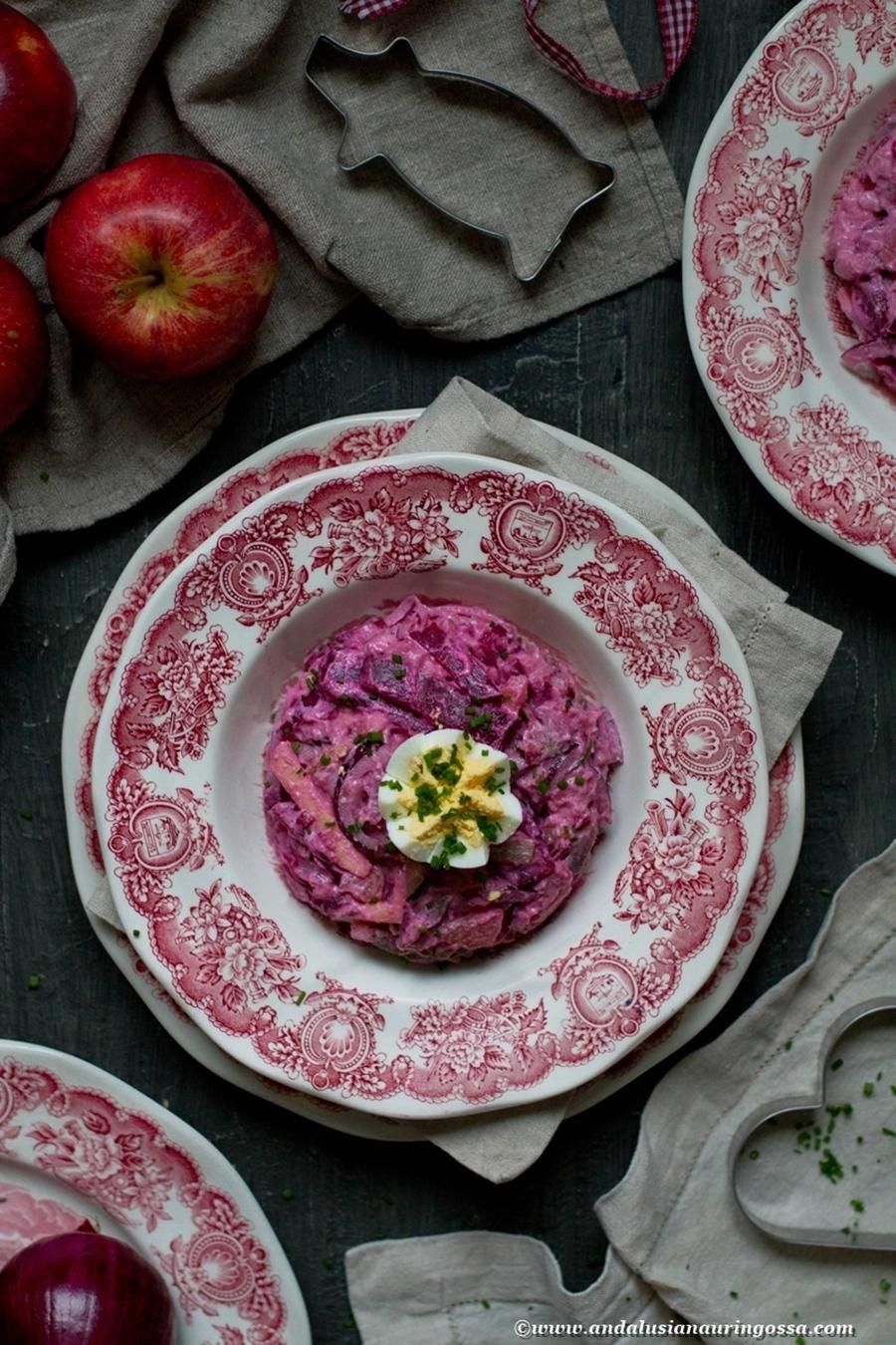 Andalusian auringossa_perunareseptejä ympäri maailman_ruotsalainen sillisalaatti_gluteeniton_kosher