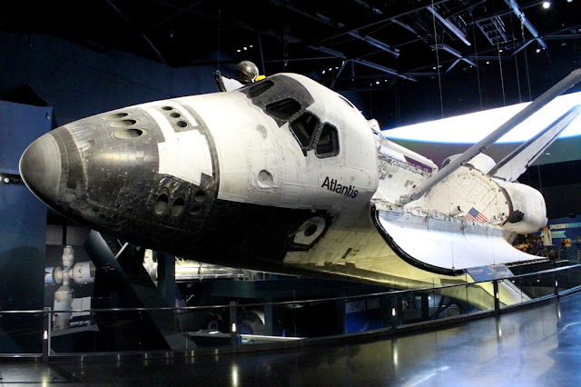 Atlantis, Kennedy Space Center