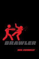 Brawler by Neil Connelly book cover and review