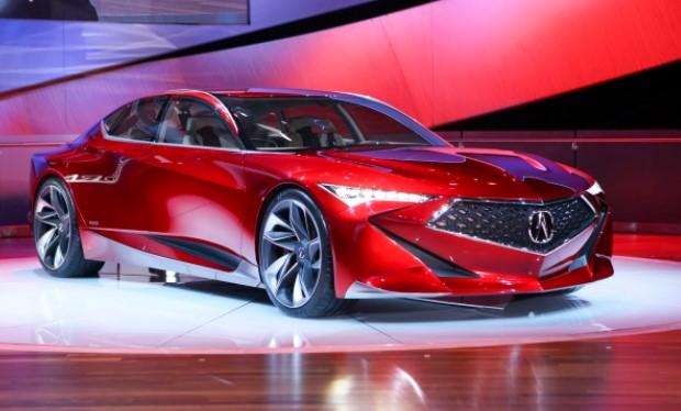 Acura 2 Door Sports Car Best Acura Models