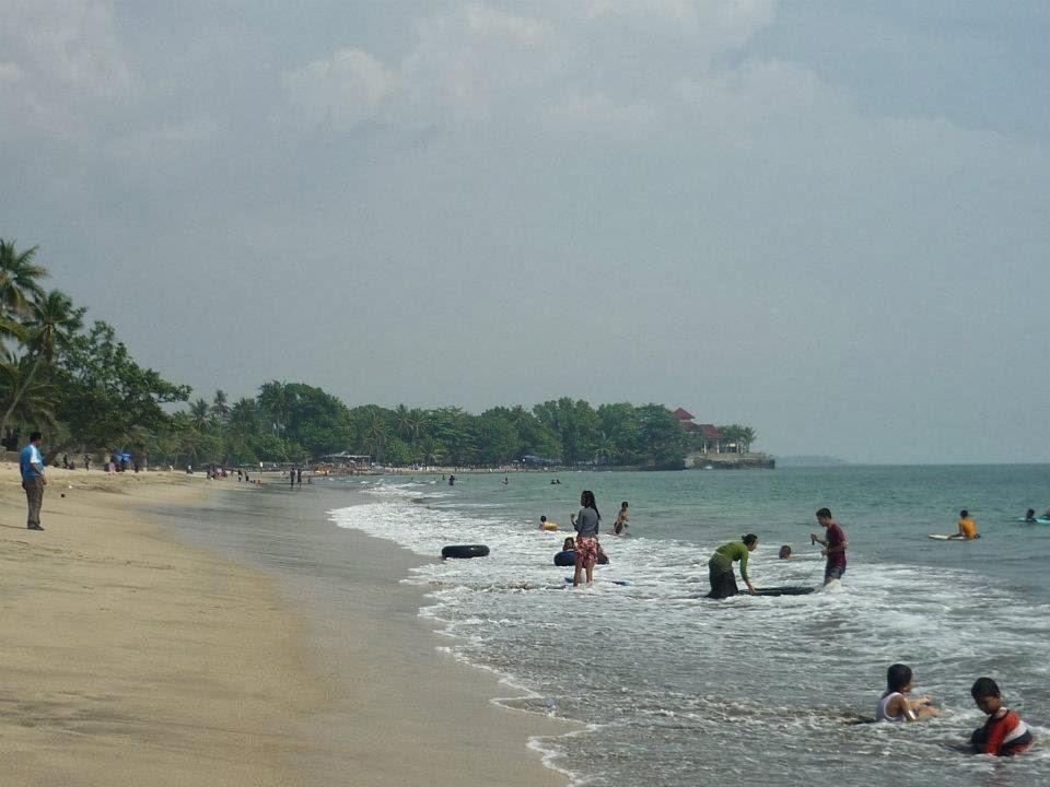 Pantai Pasir Putih Anyer