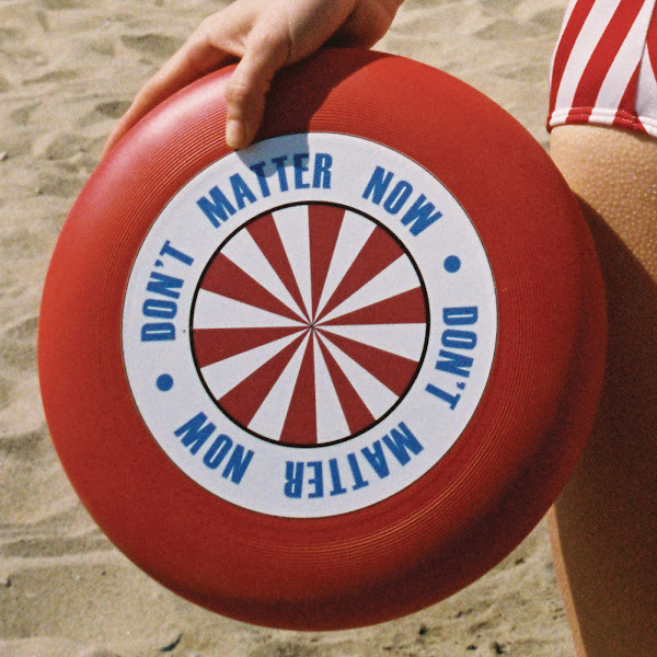 George Ezra - Don't Matter Now - Single Cover