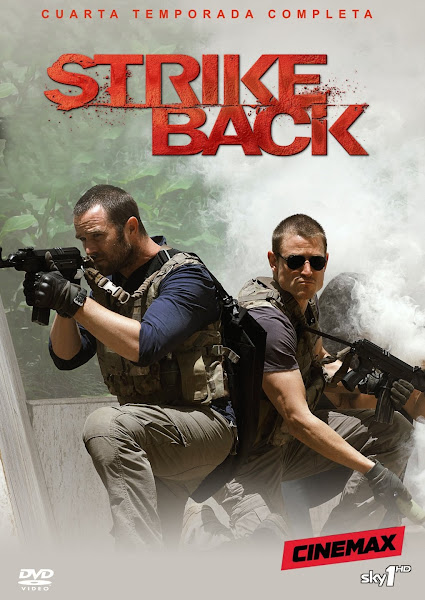 Poster of Strike Back Season 1 Complete 720p [English-DD5.1] HDTV With ESubs Download