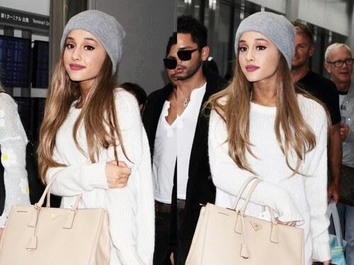 65. Stylizacja - Look like Ariana.