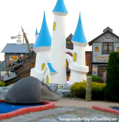 Duffer's 18-Hole Mini Golf in Wildwood - New Jersey