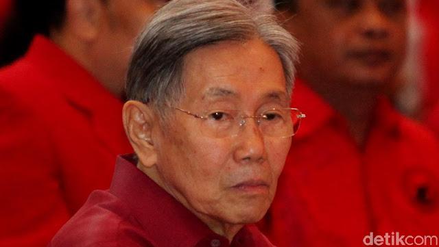 Jadi Penasihat Prabowo, PDIP Pastikan Kwik Kian Gie Tetap Loyal