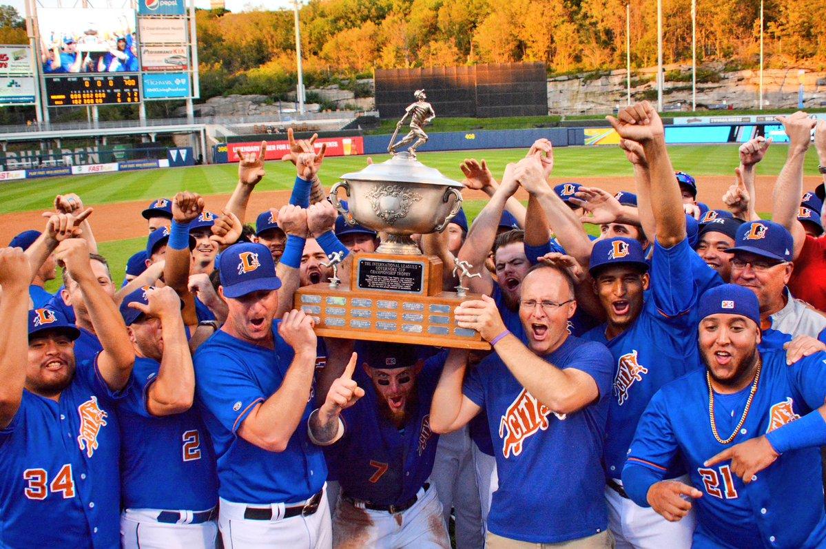 Watching Durham Bulls Baseball: Bulls Win the Governors' Cup     Again!