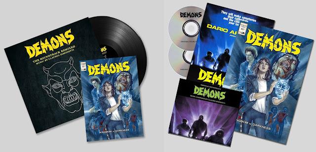 Demoni (vinile+cd+fumetto)