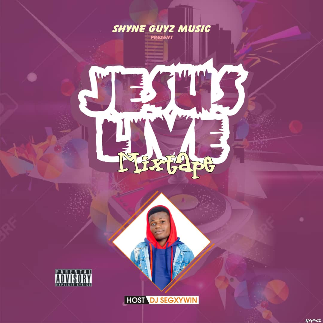 321LAMBAS GOSPEL MIXTAPE || GLOWZ MEDIA - JESUS LIVES MIXTAPE FT  DJ