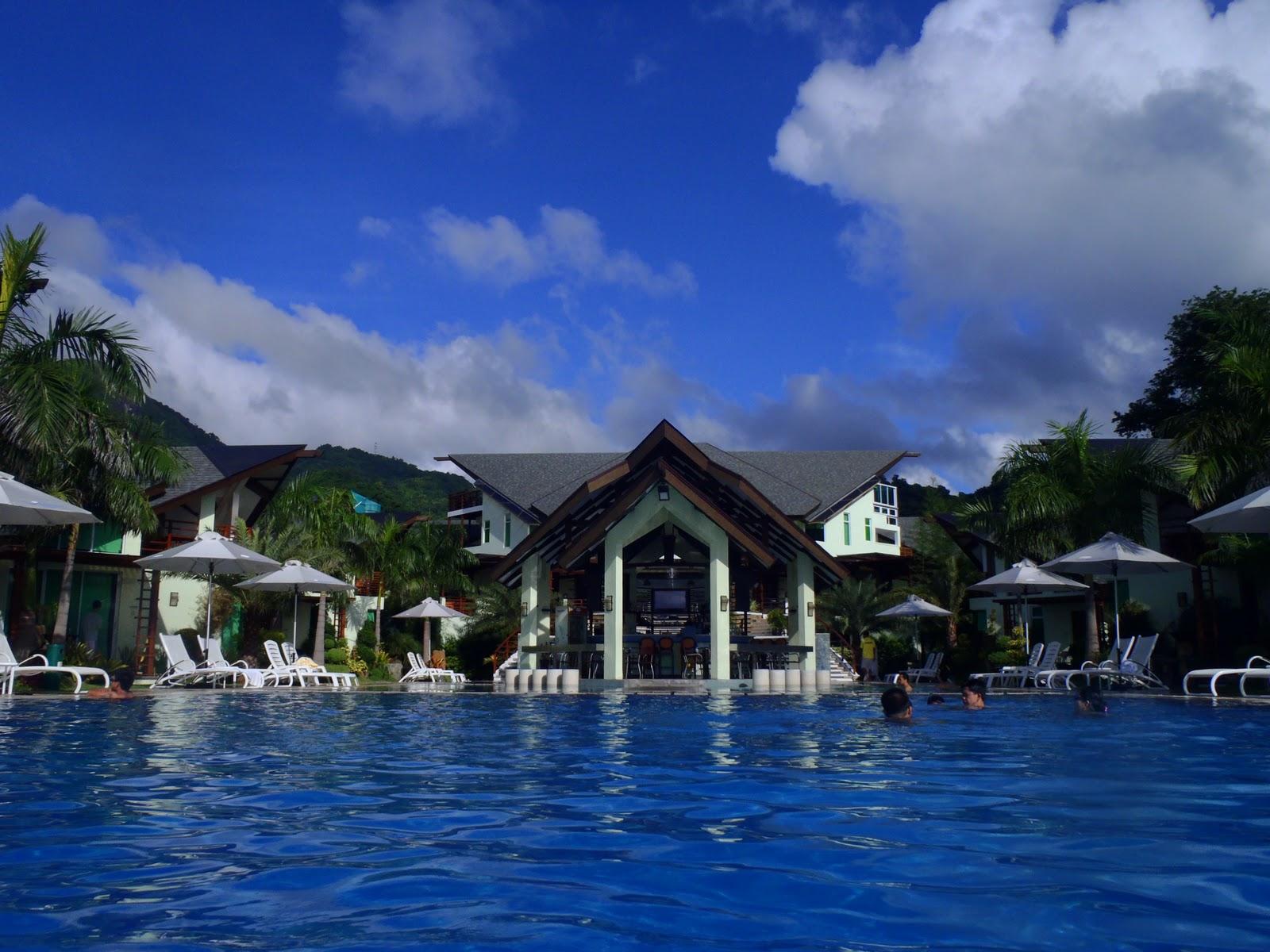 Ako Si Blokoy Acuatico Beach Resort Laiya Batangas