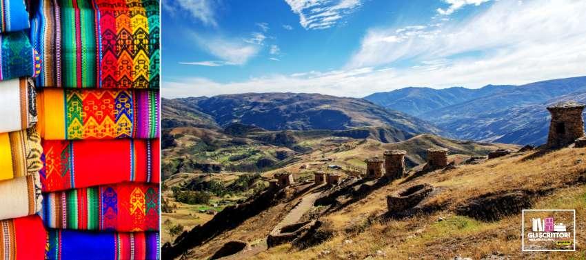 Ninamarca e i tipici tessuti peruviani