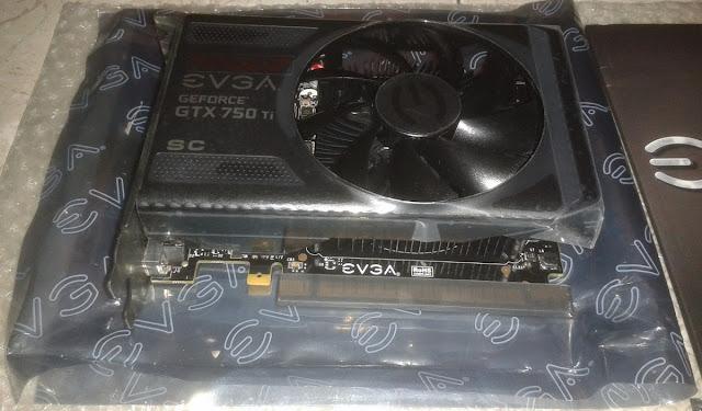 EVGA GTX 750Ti