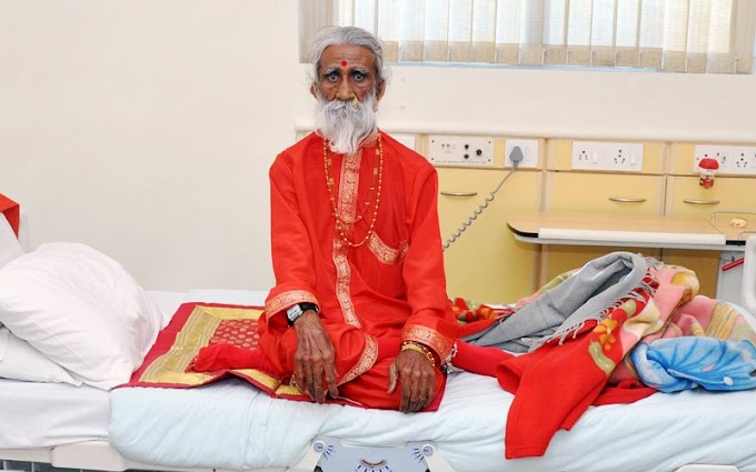 Prahlad Jani: Yogi lives without Food and Water for 70 years!