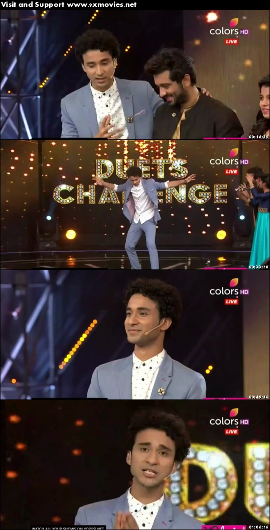 Rising Star 25 March 2017 HDTV 480p