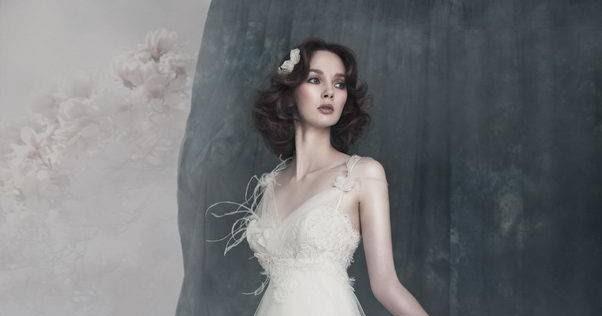 10 Vintage Glamour Wedding Dresses