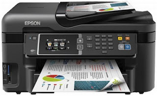 Epson WorkForce 3620 Driver Printer Download