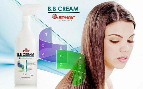 BB Cream hair