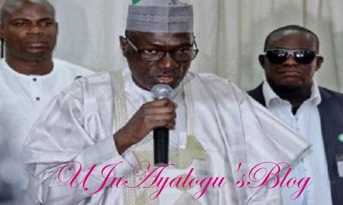 BREAKING: 2019: Makarfi declares for President