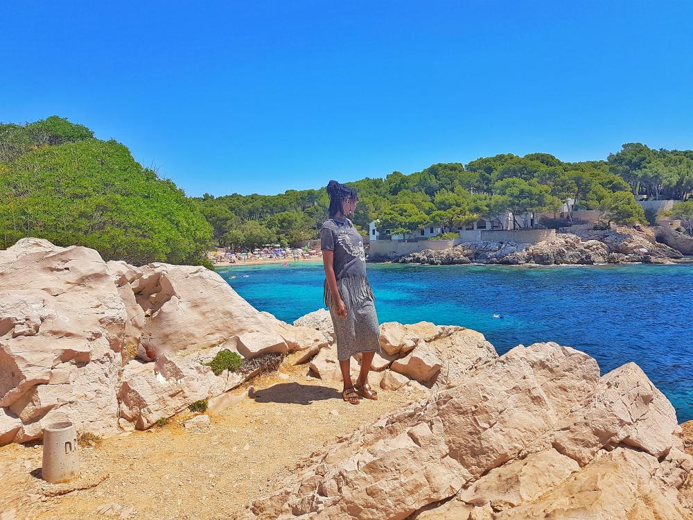 Cala Ratjada Majorca Beach