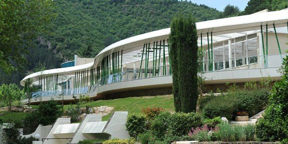 Eau Thermale Avène, l'hôtel - Inauguration juin 2016 - Blog beauté Les Mousquetettes