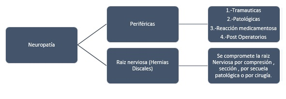 tipos de neuropatias