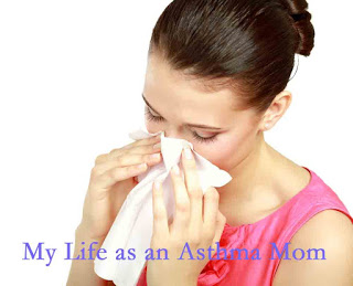 My Life As An Asthma Mom Ah Spring Time And Allergies