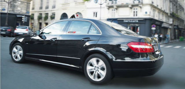 paris taxi booking to travel to normandy american cemetery