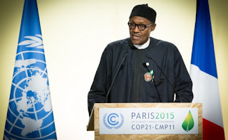 BUHARI, OTHER WORLD LEADERS COMMIT TO PARIS TALKS