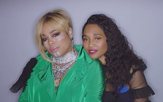 TLC Premiere 'Haters' Music Video