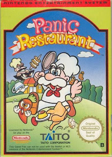 nes panic restaurant analisis