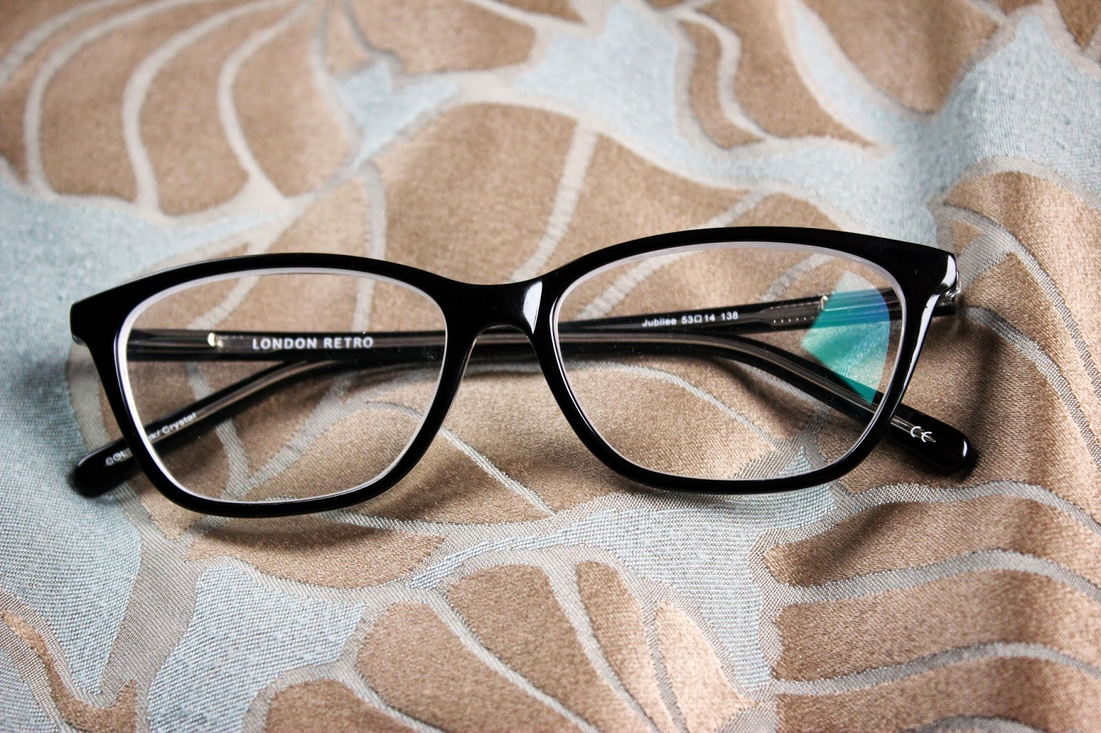 7946cfcc55 London Retro Jubilee + GIVEAWAY with Glasses Direct!