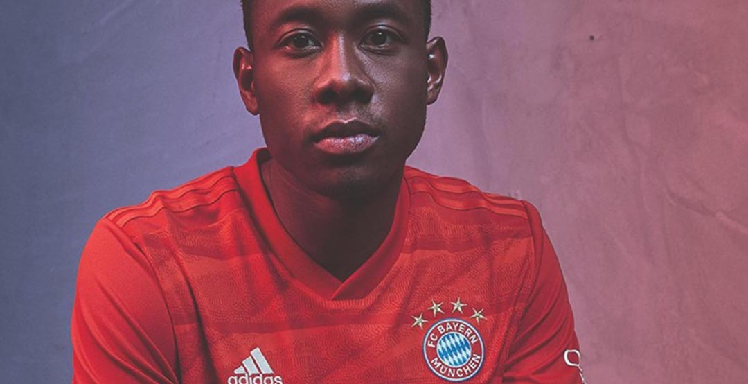Bayern Munich 19 20 Home Kit Released Footy Headlines