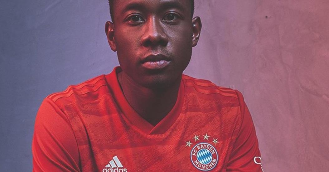Bayern Munich 19-20 Home Kit Released